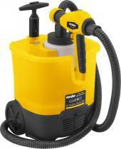 Pistola para pintura elétrica 1,8/2,6mm 750 watts 220 volts hvlp 800 ml com roda pev750 - Vonder -