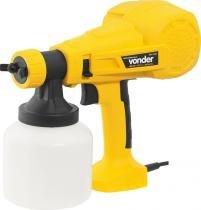 Pistola para pintura elétrica 2,6mm 400 watts 127 volts hvlp 800 ml pev400 - Vonder -