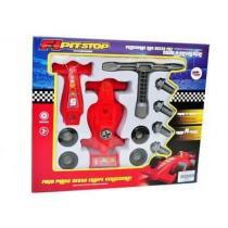 Pit Stop - Carro de Montagem F1 -