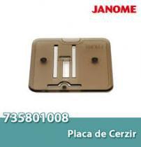 Placa de Cerzir da Janome - Janome