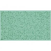 Placa de EVA 40x60cm Zoológico Kreateva - Verde Água -