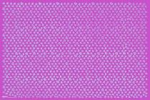 Placa de EVA Premium Estampado Cor Coração 40x60cm - Kreateva - Kreateva