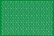 Placa de EVA Premium Estampado Cor Estrela 40x60cm - Kreateva - Kreateva