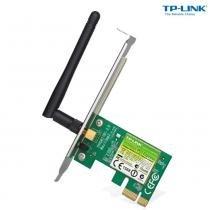 Placa de Rede PCI Express Wireless 150Mbps TL-WN781ND - TP-Link - TP-Link