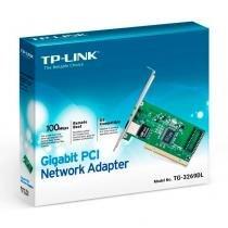 Placa de Rede TP-Link 100Mbps TG-3269DL - PC -