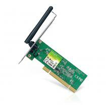 Placa De Rede Wireless N PCI Adapter TL-WN751ND 150Mbps TP Link - TP Link