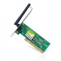 Placa De Rede Wireless N PCI Adapter TL-WN781ND 150Mbps TP Link - TP Link