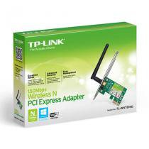 Placa de Rede Wireless PCI-E 150Mbps TP-Link TL-WN781ND -
