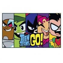 Placa Decorativa - 40 Cm - DC Comics - Teen Titans Go! - Urban - f079aeea29