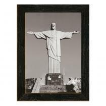 Placa Decorativo em MDF 26,5x35,5 Rio de Janeiro DHPM5-116 - Litoarte - Litoarte