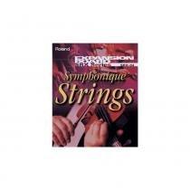 Placa expansão roland srx-04 symphonique strings - Roland