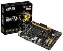Placa-mãe ASUS Micro ATX p/ AMD AM1 AM1M-A, c/ HDMI, USB 3.0. - Asus
