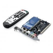PLACA PCI SINTONIZADORA de TV com FM - MULTILASER - RE102 - Neutro - Multilaser