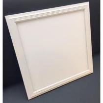 Plafon 30w 4400k LED Painel Embutir 30x30 Bivolt Branco Morno - Ddy