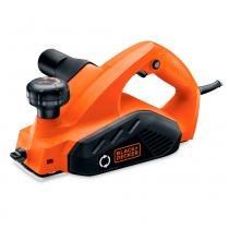 "Plaina Elétrica 3-1/4"" 650W BlackDecker - 127V - Black  Decker"