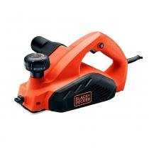 Plaina Elétrica 7698 16.500rpm 82,0mm 650W 220v - Black  Decker -
