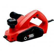Plaina Manual Elétrica 0650 Watts 7698 Black  Decker - 220V - Black  Decker