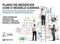 Plano de negocios com o modelo canvas - Ltc editora