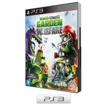 Plants vs. Zombies Garden Warfare para PS3 - EA