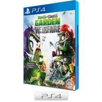 Plants vs. Zombies Garden Warfare para PS4 - EA