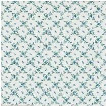 Plástico Adesivo Roseiral Azul Gekkofix 200 x 45 cm - 11604BRA -
