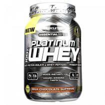 Platinum 100 Whey 2lbs - Muscletech - 2lbs - Muscletech