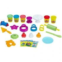 Play-Doh - Kitchen Creations Bolos Divertidos  - Hasbro