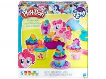 Play-Doh - My Little Pony  - Festa do Cupcake Pinkie Pie Hasbro