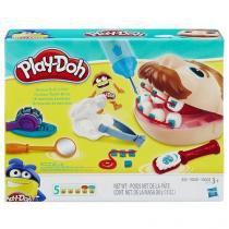 Play DOH Playset Brincando de Dentista Hasbro -