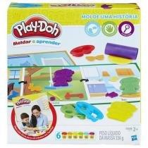 Play-doh playset criando uma historia hasbro b9015 12204 - Hasbro