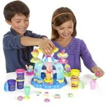 Play-Doh Sorveteria Divertida - Hasbro