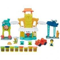 Play-Doh - Town Avenida Principal 3 em 1 - Hasbro