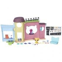 Playset Littlest Pet Shop Pawristas Café - com Acessórios Hasbro