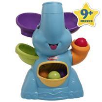 PlaySkool Elefante Bolinhas Voadoras - Hasbro