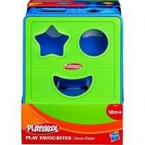 Playskool formas geometricas de encaixar hasbro 00322 3845 - Hasbro