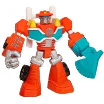 Playskool Heroes Transformers Rescue Bots Mini Heatwave The Fire-Bot - Hasbro - Transformers
