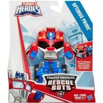 Playskool transformers rescue bots optimus prime truck mode hasbro a7024/b0355 9344 - Hasbro