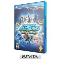 PlayStation All-Stars Battle Royale para PS Vita - Sony Computer Entertainment