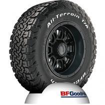 """Pneu Aro 15"""" BFGoodrich 31X10.50R15 - All Terrain T/A KO2 109S Caminhonete e SUV"""