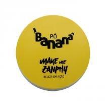 Pó Banana Facial Zanphy - Zanphy makeup