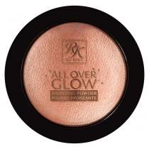 Pó Bronzeador Rk By Kiss - Allover Glow - 01 -