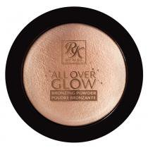 Pó Bronzeador Rk By Kiss - Allover Glow - Deep Glow -