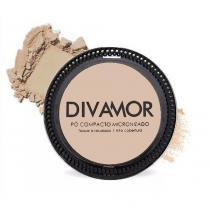 Pó Compacto Divamor  Micronizado Translúcido - 05 -