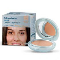 Pó Compacto ISDIN Fotoprotector FPS 50+ Areia 10g - ISDIN