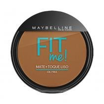Pó compacto maybelline fit me! oil free 260 médio particular -
