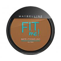 Pó Compacto Maybelline Fit Me! Oil Free 260 Médio Particular - MAYBELLINE