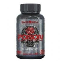 Poison - 60 Licaps - Black Skull -