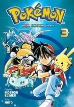 Pokemon red green blue vol. 3 - Panini