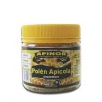Pólen Apícola Desidratado 100gr Apinor -