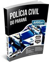 Policia Civil Do Parana - Alfacon - 952825